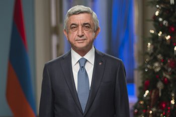 Президент Армении: нам многое предстоит сделать и у нас большие амбиции