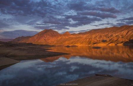 Азатское водохранилище, Армения