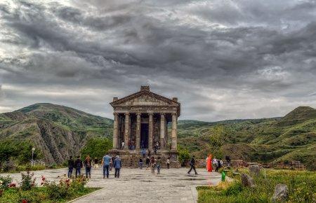 Храм Солнца Гарни