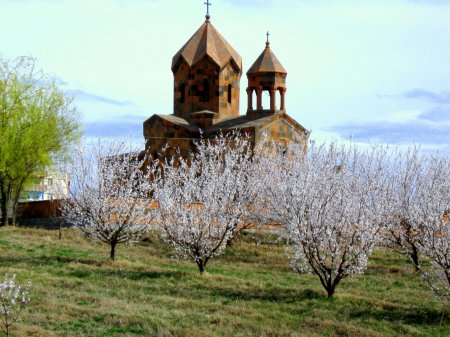 Saint Lazarus Church, Metsamor, Armenia