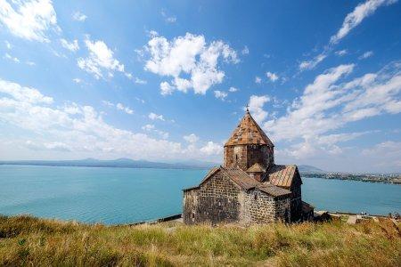 Sevanavank, Lake Sevan, Armenia