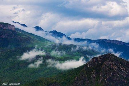 Горы Арцаха