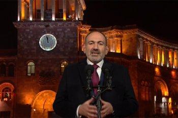 Никол Пашинян: 2020 год станет годом политического, экономического и социального взлета Армении